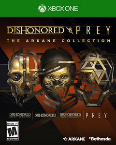 Dishonored & Prey: The Arkane Collection (Xbox One)