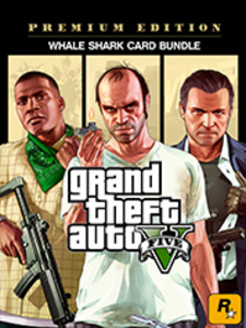 Grand Theft Auto V: Premium Edition & Whale Shark Card Bundle (PC Download)