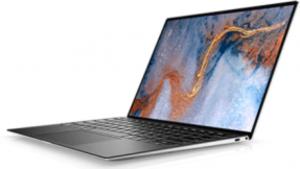 Dell XPS 13 9300, Core i5-1035G1, 8GB RAM, 256GB SSD, 4K Touchscreen