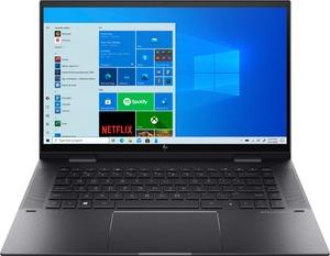 HP Envy x360 15-eu0097nr, Ryzen 7 5700U, 16GB RAM. 512GB SSD