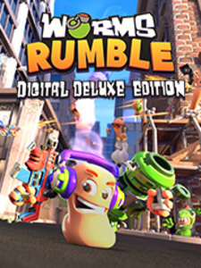 Worms Rumble Deluxe Edition (PC Download)