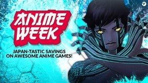 Fanatical Anime Week Sale