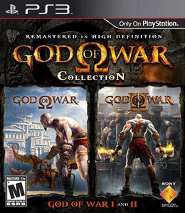 God of War: Collection (PS3) - Pre-Owned