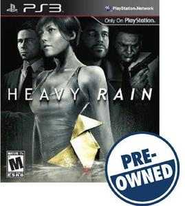 Heavy Rain (PS3) - Pre-owned